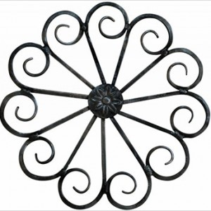 Декоративный кованый элемент