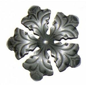 Кованый элемент цветок