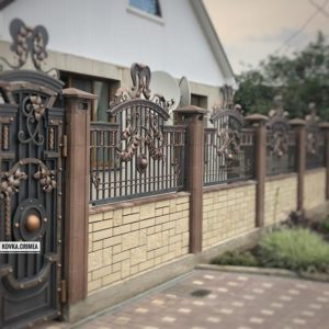 Симферополь, Художественная ковка. Крым